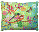 Prism Garden 11 Outdoor Pillow