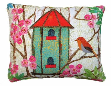 Prism Garden 2 Outdoor Pillow - Click to enlarge