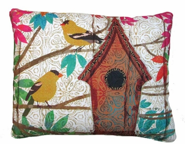 Prism Garden 3 Outdoor Pillow - Click to enlarge
