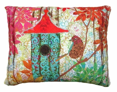 Prism Garden 4 Outdoor Pillow - Click to enlarge