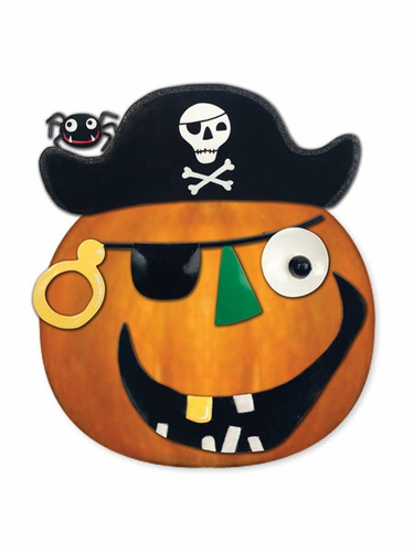 Pumpkin Kit - Happy Pirate - Click to enlarge