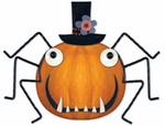 Pumpkin Kit - Wacky Spider