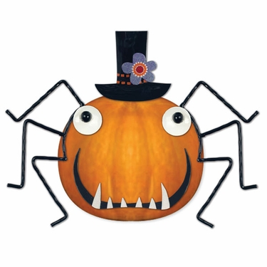 Pumpkin Kit - Wacky Spider - Click to enlarge