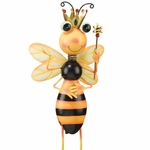 Queen Bee Garden Decor
