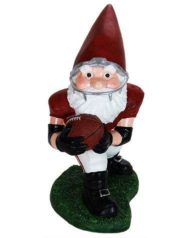 Red Football Gnome - Click to enlarge