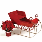 Red Table Sleigh