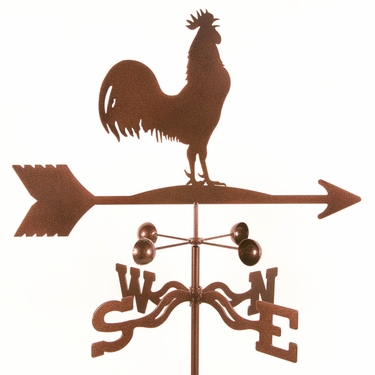 Rooster Weathervane - Click to enlarge