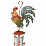 Rooster Wind Chime