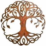 """Roots"" Tree of Life Wall Art"