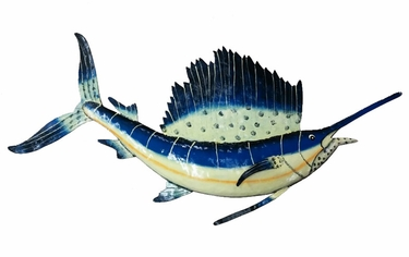 Sailfish Wall Decor - Click to enlarge
