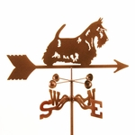 Scottie Dog Weathervane