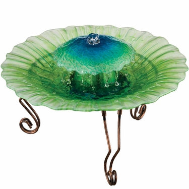 Seafoam Tabletop Fountain - Click to enlarge