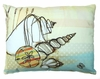 Seashells Outdoor Pillow