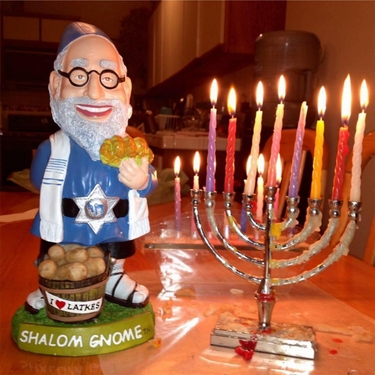 Shalom Gnome - Click to enlarge