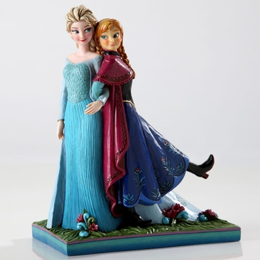 Frozen's Elsa & Anna Sisters Forever - Click to enlarge