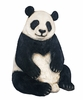 "Sitting Panda XL ""Ultra-Realistic"""