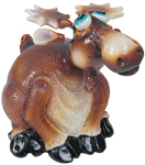 Small Moose Phatzos (Set of 2)