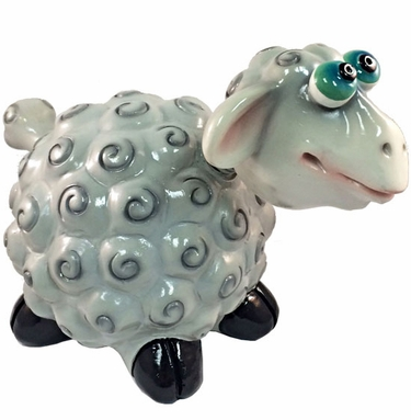 Small Sheep Phatzo Statues (Set of 2) - Click to enlarge