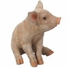 "Small Sitting Pig ""Ultra-Realistic"""