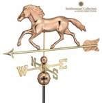 Smithsonian Horse Weathervane