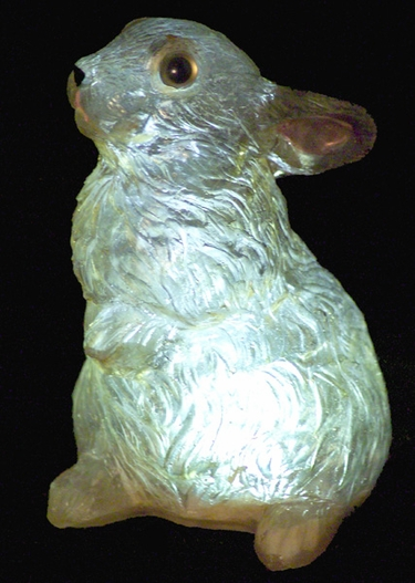 Solar Bunny Rabbit - Click to enlarge