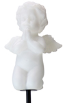 Solar Cherub Garden Stake (Set of 2)
