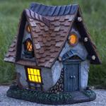 Solar Fairy Cottage