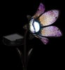 Solar Flower Spot Light - Pink