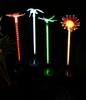 Solar Friends Motion LED Stakes (Set of 4)
