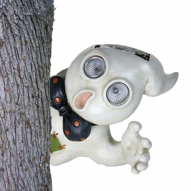 Solar Ghost Tree Hugger - Click to enlarge