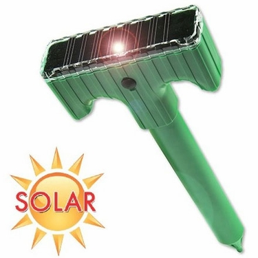 Solar MoleMax w/Chatter-Sound Technology - Click to enlarge