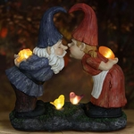 Solar Kissing Gnomes