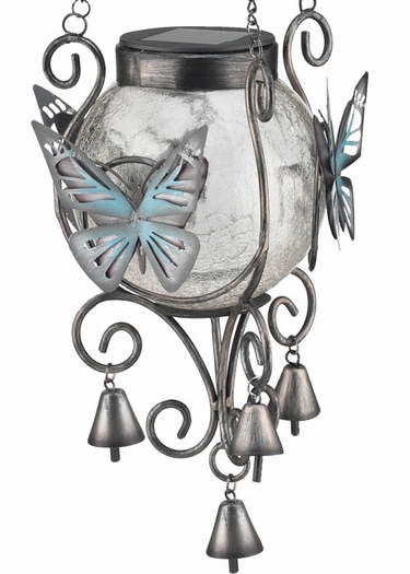 Solar Lantern - Butterfly - Click to enlarge