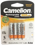 Solar Light Batteries - AAA Ni-Mh 4-pack