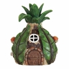 Solar Pineapple House Statue