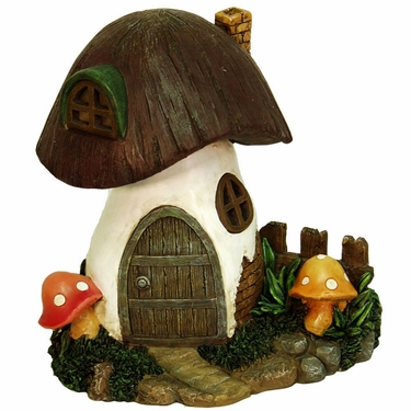 Solar Toadstool House - Click to enlarge