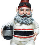 Speed Racer Gnome