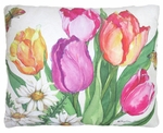 Spring Bouquet Outdoor Pillow