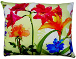 Spring Fling A Outdoor Pillow
