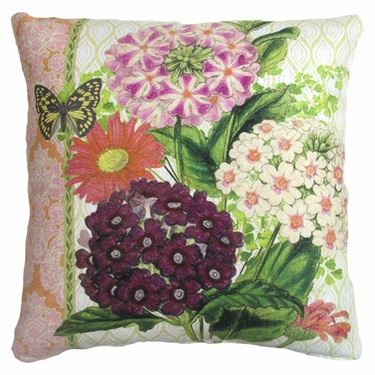 Spring Lilac 2 Outdoor Pillow - Click to enlarge