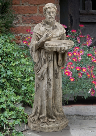 St. Francis Garden Statue - Click to enlarge