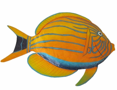 Striped Surgeon Fish Wall Art - Click to enlarge