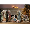 Stunning Nativity Scene (Set of 6)