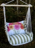 Summer Palms Gerberas Hammock Chair Swing Set