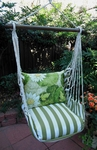 Summer Palms Lilypads Hammock Chair Swing Set