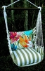 Summer Palms Tropical 1 Hammock Chair Swing Set