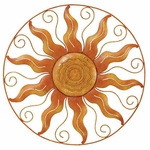 Sun Circle Wall Decor