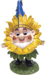 Sunflower Benny Gnome