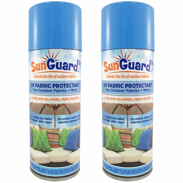 SunGuard UV Fabric Protectant (2-pack) - Click to enlarge
