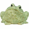 Super Jumbo Toad Statue - Light Natural